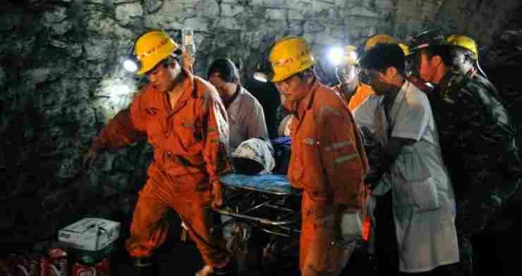 Кина је спасила 11 рудара из рудника блокираног након експлозије