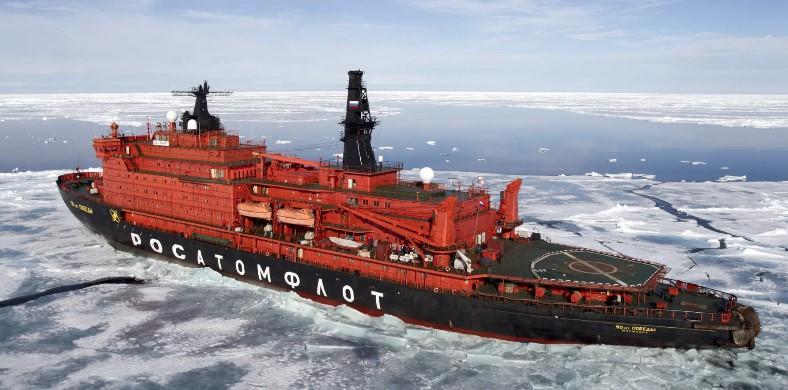 Амерички стручњаци забринути су због модернизације руских ледоломаца