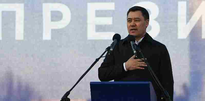 Жапаров је на председничким изборима у Киргистану освојио 79,23% гласова