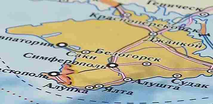 У Кијеву је откривена припрема акције искрцавања на Крим