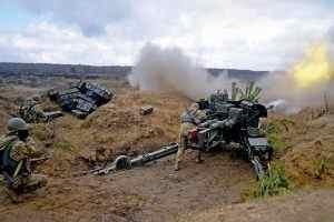 ДНР:Украјинске снаге напале цивилни кварт