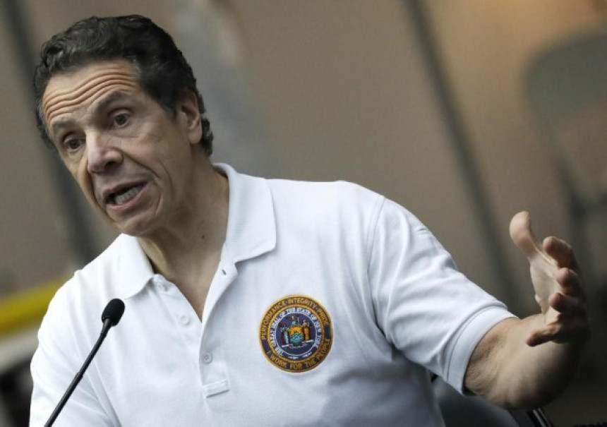 Гувернер неће поднети оставку због скандала