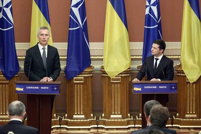 Пентагон  избегао да одговори на питање о уласку Украјине у НАТО
