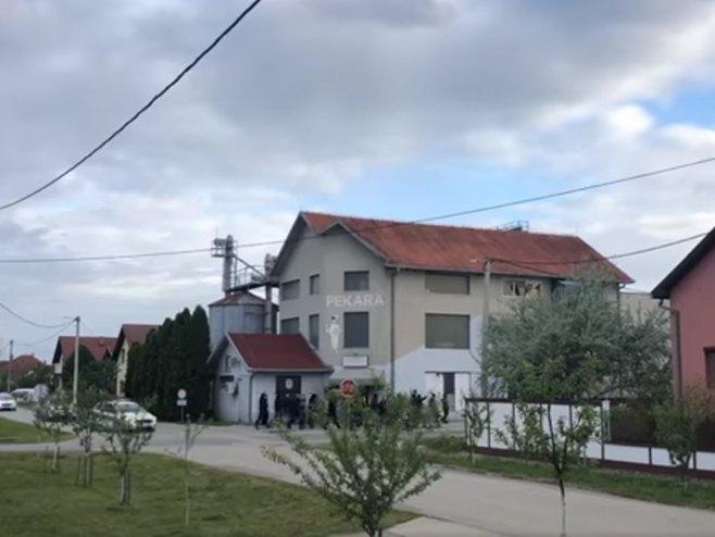 """Повици """"Убиј Србина"""" кроз Борово на Васкрс"""