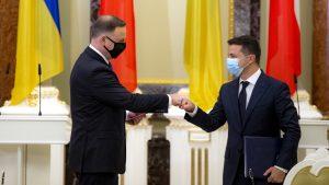 Дуда је најавио преговоре о уласку Украјине у НАТО већ на јунском самиту