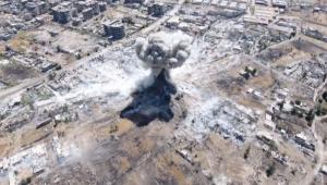 У Сирији је дрон напао складиште са оружјем