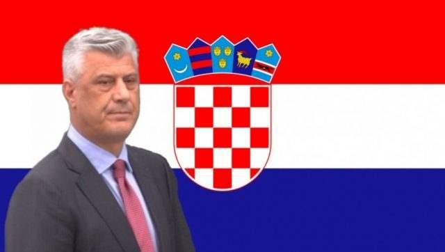 Хрватска спремна да плати кауцију за ратног злочинца Тачија и остале терористе злочиначке ОВК