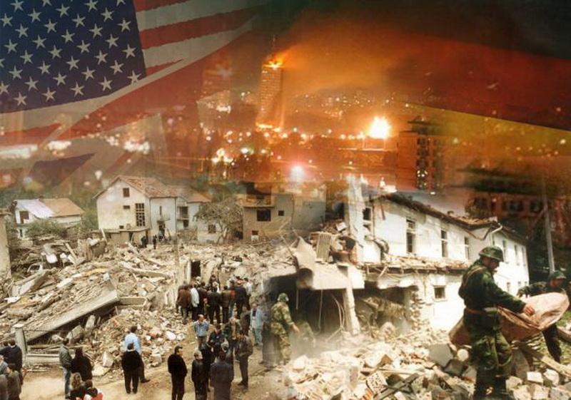 ЈЕЗИВО: НАТО бомбе бачене на Србију и Српску имале уранијума као 170 бомби на Хирошиму!