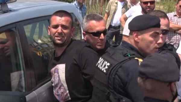 Ристо Јовановић, ухапшен на Газиместану, прихватио новчану казну као замену за шест месеци затвора