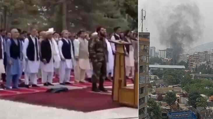Више ракета пало у близини зграде авганистанског председника током прославе Бајрама