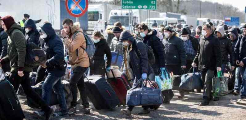 Украјинци активно одлазе у иностранство