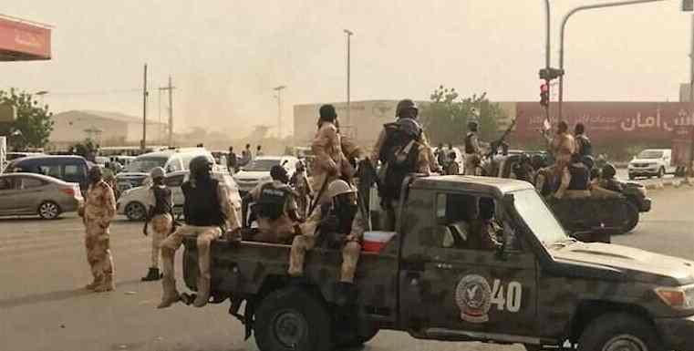 Снаге суданске владе спречиле су државни удар