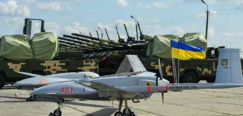 """Војни стручњак Артамонов ценио је """"барјактаре"""" које је Турска поклонила Украјини"""