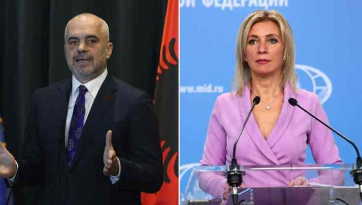 """Припајање Косова ради стварања """"велике Албаније"""" разорило би мир на Балкану, упозорава Русија, позивајући Запад да реагује на """"очигледну провокацију"""""""