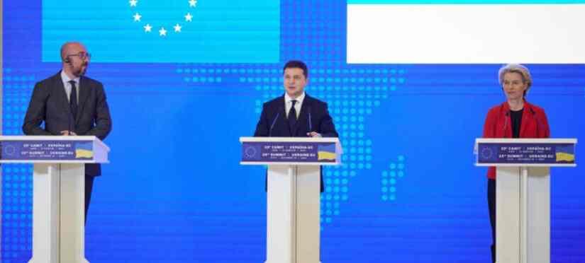 О чему су се договарали на самиту Украјина-ЕУ