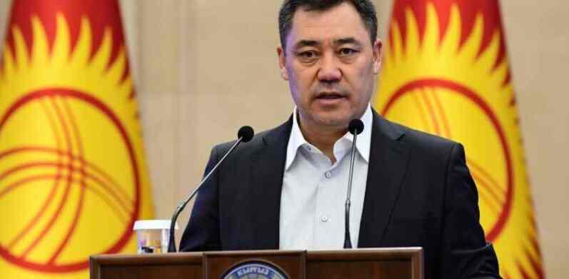 Председник Киргистана распустио је владу земље